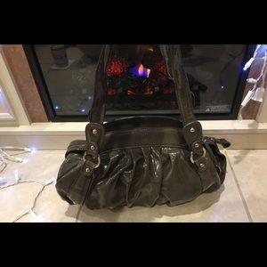 Franco Sartos  duffle style purse